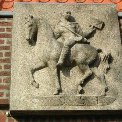Postbode, Heerenweg, Katinka van Rood