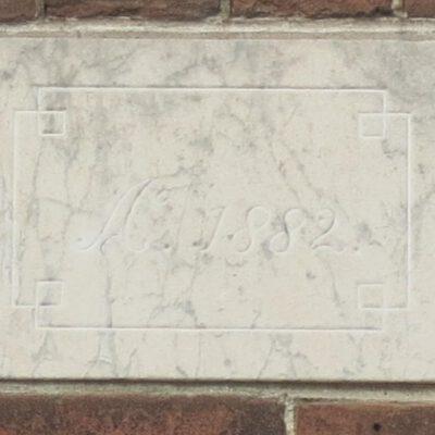 Kennemerstraatweg 145 - Ao 1882