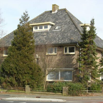 Dokterswoning, RM