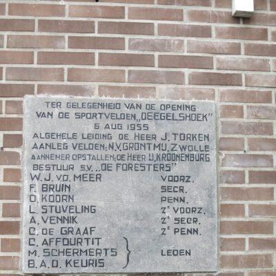 Vennewatersweg - De Foresters