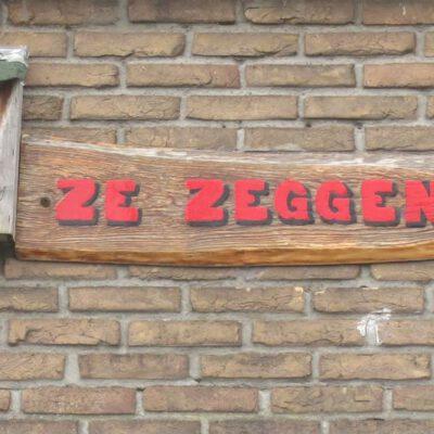 Tulpencroftlaan 1 - Ze Zeggen..
