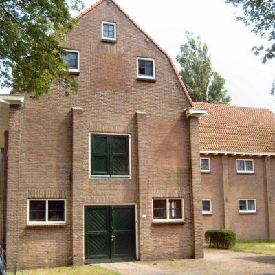 Holleweg 100 Pakhuis Dekker, GM