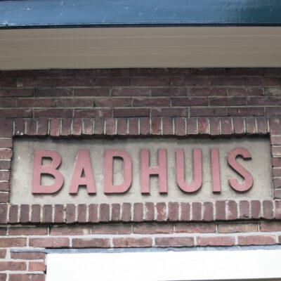 Holleweg 151 - Badhuis