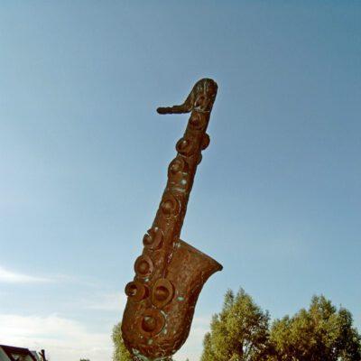 Saxofoon, Rosendaal, Iris Heeremans