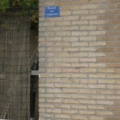 Place De Fumeurs