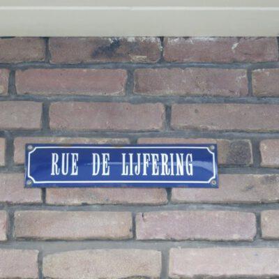 Rue de Lijfering - SchuineHondsbosschelaan