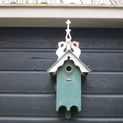 Kanaalweg 19A vogelhuisje